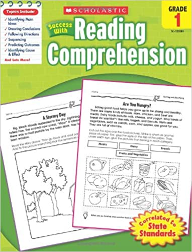 Scholastic Success with Reading Comprehension: Grade 1: Amazon.ca ...