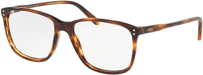 Polo Ralph Lauren 0PH2138, Monturas de Gafas para Mujer, Havana ...