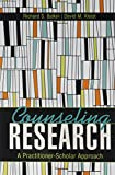 img - for Counseling Research: A Practitioner-Scholar Approach book / textbook / text book