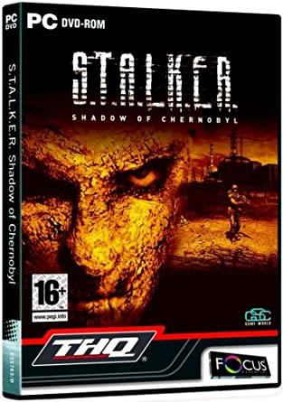 S T A L K E R  Shadow of Chernobyl (PC DVD): Amazon co uk: PC