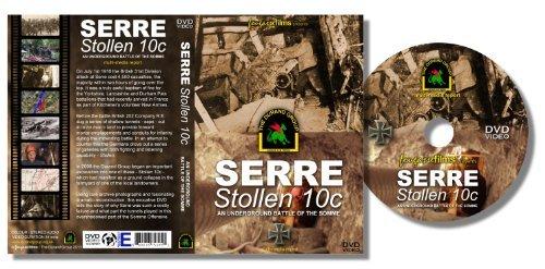 10c Dvd - Serre Stollen 10c - An Underground Battle of the Somme by Andy Prada