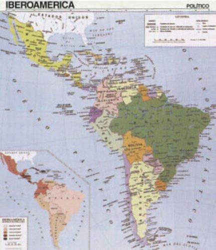 Descargar Libro Mapa Político De América Edelsa
