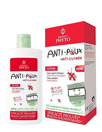 Phyto Anti-Laus Lotion 200 ml & Anti-Laus Kamm Laboratoires Sarbec