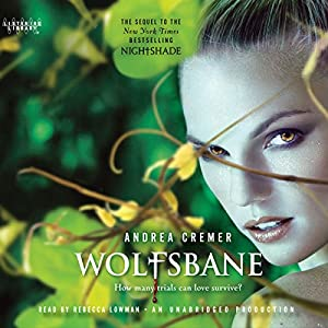 Wolfsbane: A Nightshade Novel Audiobook