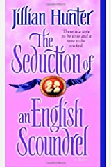 The Seduction of an English Scoundrel: A Novel (A Boscastle Affairs Novel Book 1) Kindle Edition
