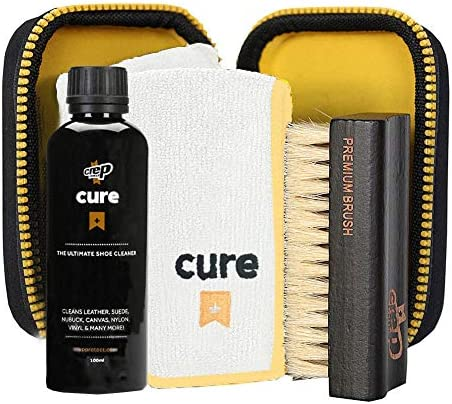 Crep Protect Cure Shoe Cleaning Travel