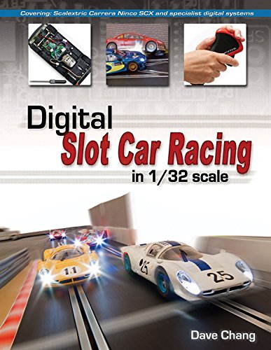 (Digital Slot Car Racing in 1/32 scale covering: Scalextric, Carrera, Ninco, SCX and Specialist Digital Systems )