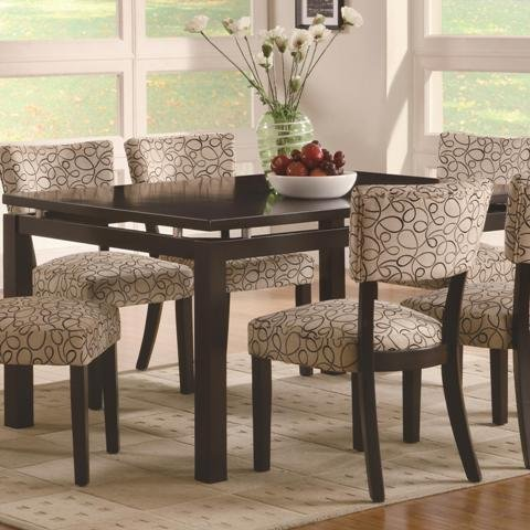 Coaster Home Furnishings Transitional Cappuccino