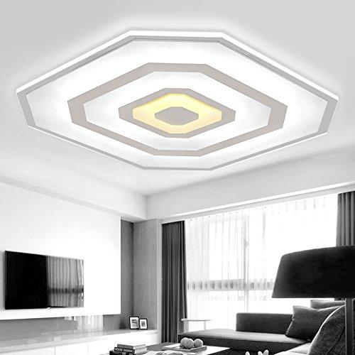 Schlanke Lampe Schlafzimmer moderne minimalistische LED Leuchten ...