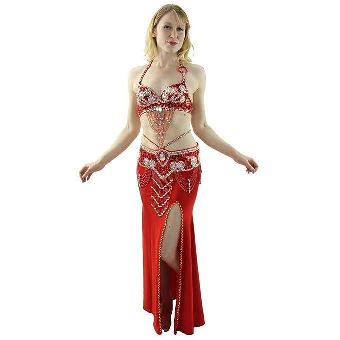 Amazon.com: danzcu- Zapatillas para mujer estilo egipcio 3 ...