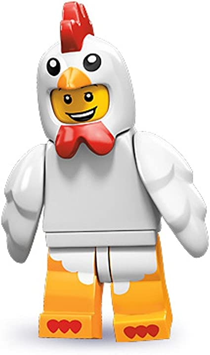 Lego 71000 Minifigures Series 9 Little Man with Chicken Suit NEW Beautiful