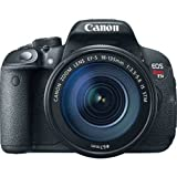 Canon EOS Rebel T5i 18-135mm IS STM Digital SLR Camera Kit (Black)