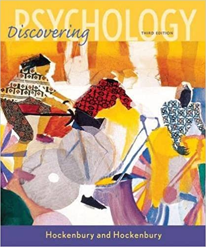 Book Discovering Psychology Package by Don H. Hockenbury (2003-06-10)