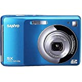 Sanyo 14 MP Blue Digital Camera VPC-S1415BL Review