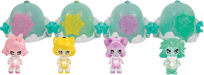 Nouveau glimmies Rainbow amis glimtree Playset
