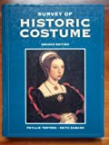 Survey of Historic Costume, Tortora, Phyllis G. and Eubank, Keith, 1563670038