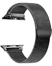 سوار ساعة لابل واتش من ميلانس حلقة حزام بولسيرا لساعة أبل 42 ملم 44 ملم سلسلة 4 3 سوار للمعصم - 2724680795299