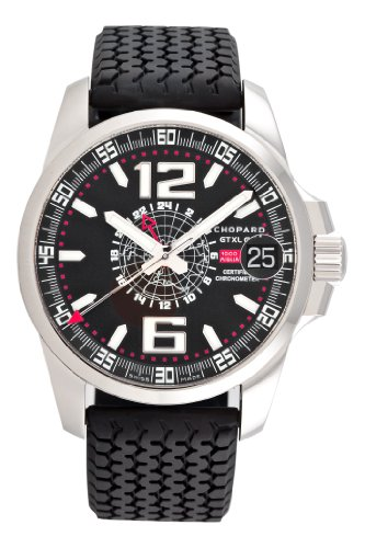 Chopard Men's 168514-3001 Mille Miglia GT XL Power Reserve Black Dial Watch ()