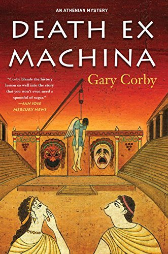 Death Ex Machina (A Nathan Active Mystery) by Gary Corby (2016-04-05)
