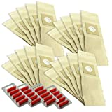 Spares2go Dust Bags For Kirby Generation G2000, G2001 Vacuum...