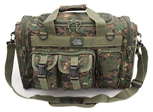 Nexpak-Tactical-Duffle-Military-Molle-Gear-Shoulder-Strap-Range-Bag-Multi-ColorsSizes