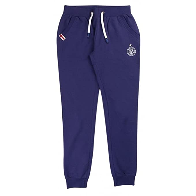 enorme sconto 4e37b 70d8b Pantaloni Tuta Adulto Inter, Fc Internazionale PS 23535 Abbigliamento  Ufficiale