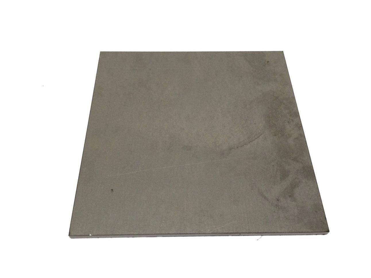 """1//2/"""" Steel Plate .5/"""" 1//2/"""" x 9/"""" x 11/"""" A36 Steel"""