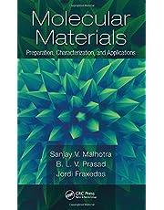 Molecular Materials: Preparation, Characterization, and Applications