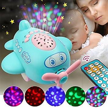 Proyector de Noche para bebé Starlight Star Dreamshow luz Musical ...