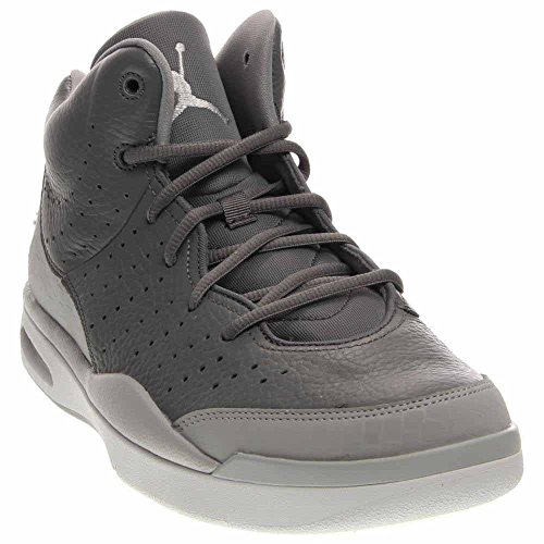wolf Grey Nike Scarpe Multicolore Blanco Ginnastica Jordan da Flight Grey Gris Cool Uomo Tradition White UUH4wAq