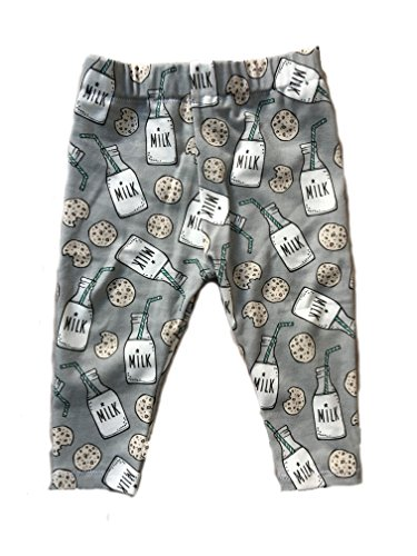 100% Organic Cotton Milk and Cookies Pants by Soren + Luca