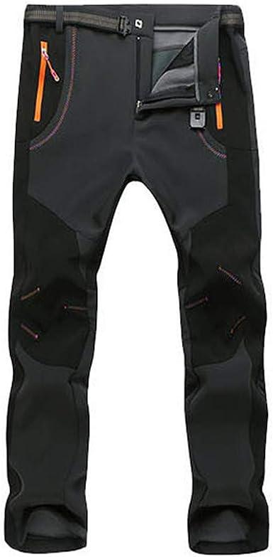 Lanskirt Pantalones Trabajo Hombre Overol Acolchado De Invierno Tallas Grande Para Pareja Pantalones Pantalones De Montana Moto Patchwork Otono S 4xl Amazon Es Ropa Y Accesorios