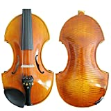 Baroque Style SONG Brand Master Higher Rib 1 7/8'' Viola 15 1/2'' Rich Tone #11258