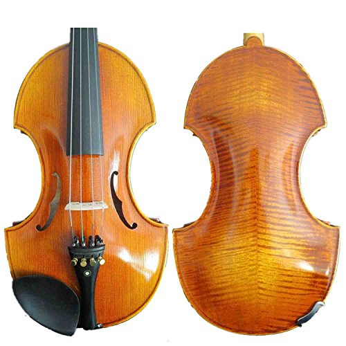 Baroque Style SONG Brand Master Higher Rib 1 7/8'' Viola 15 1/2'' Rich Tone #11258 by Song
