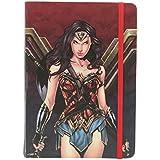 Caderneta de Anotação Mulher Maravilha DC, Urban, Multicor