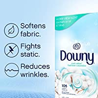 Downy Fabric Softener Dryer Sheets