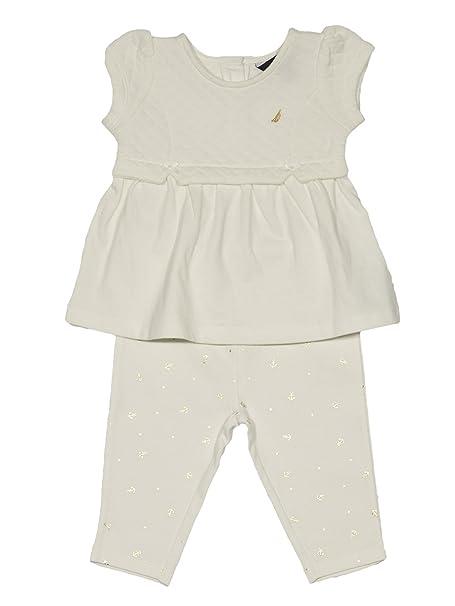 Amazon.com: Nautica - Mallas para bebé con capri: Clothing