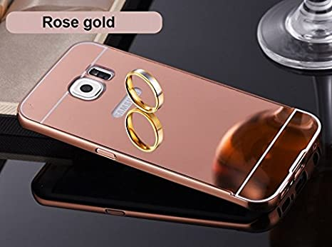 coque galaxy s6 edge rose