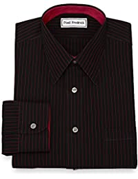 "<span class=""a-offscreen"">[Sponsored]</span>Men's Non-Iron Cotton Stripe Dress Shirt"