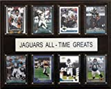 NFL Jacksonville Jaguars All-Time Greats Plaque