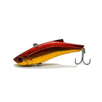 SUDOOK Señuelos de pesca Topwater señuelos para pesca de agua dulce Tackle flotadores ganchos señuelos de pesca cebo artificial, 4: Amazon.es: Deportes y ...