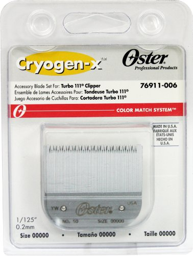 oster 111 turbo clippers - 9