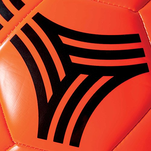 adidas Tango Streetgli Balón, Hombre naranja (narsol / negro)
