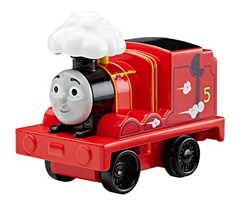 Thomas & Friends Fisher-Price My First, Pullback Puffer James -