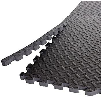 6-Pack Golds Gym High-Impact Flooring