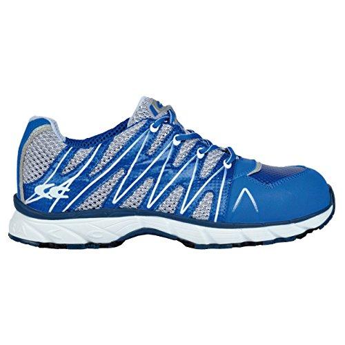 Cofra JV031-000.W37 New Samurai S1 P SRC Chaussures de sécurité Taille 37 Bleu