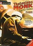 jazz gems - Thelonious Monk Early Gems - Jazz Play-Along Volume 156 (Cd/Pkg)