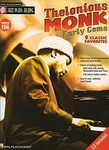 Thelonious Monk - Early Gems: Jazz Play-Along Volume 156 ebook