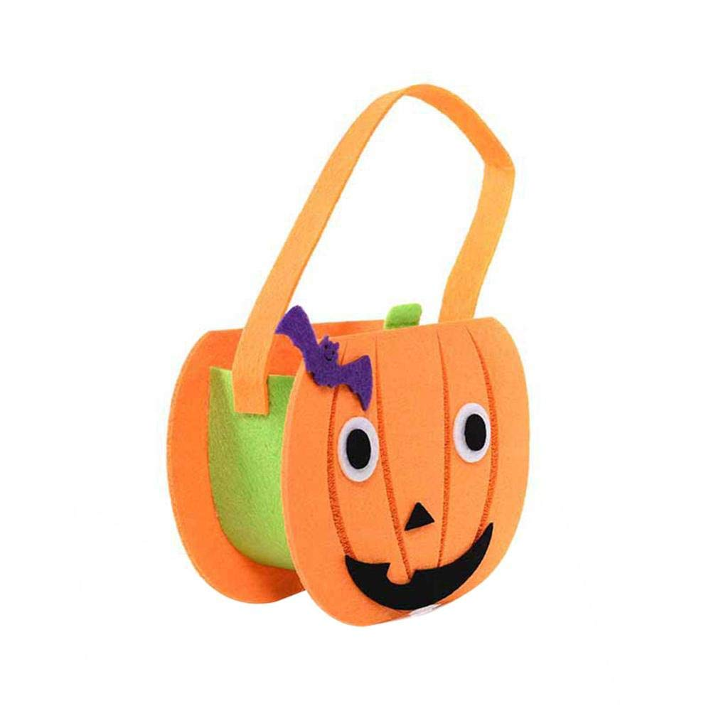 Amazon.com: 1 Pcs Halloween Candy Bag for Kids- Halloween ...