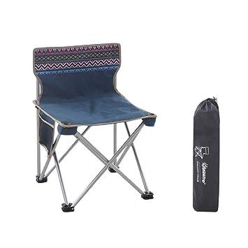 SHJMANFC Portátil Silla Plegable Silla De Camping Plegable ...